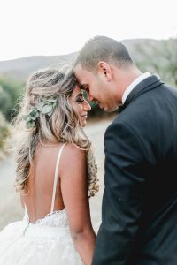 Graceful Greenery Wedding | Image: Carla Adel