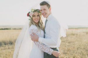 Free Spirited Forest Wedding   Credit: Vicky Bergallo
