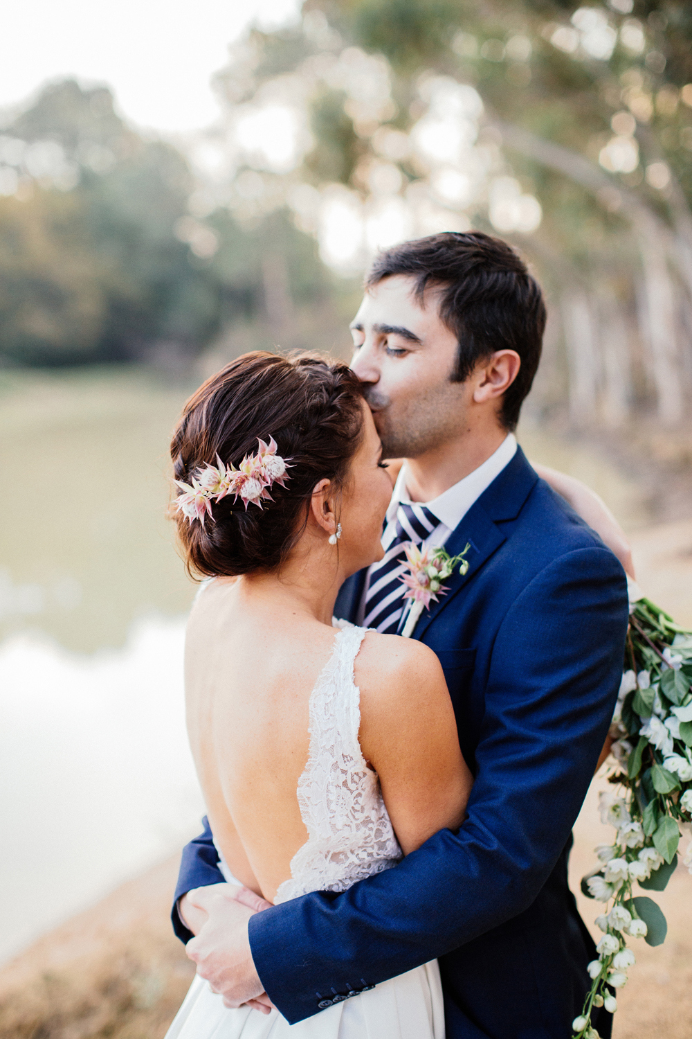 Pretty Rustic Wedding with a Touch of Delft   Images: Marli Koen