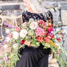 Spanish Flamenco Wedding Inspiration by Jacoba Clothing