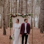 Woodlands Elopement Inspiration