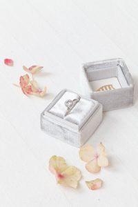 Engagement Ring | Image: Corette Faux