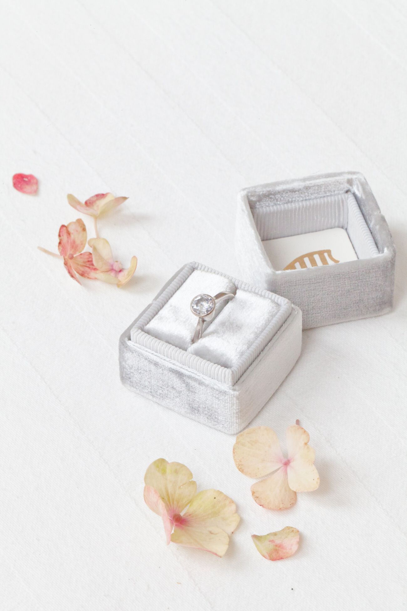Engagement Ring | Image: Corette Faux