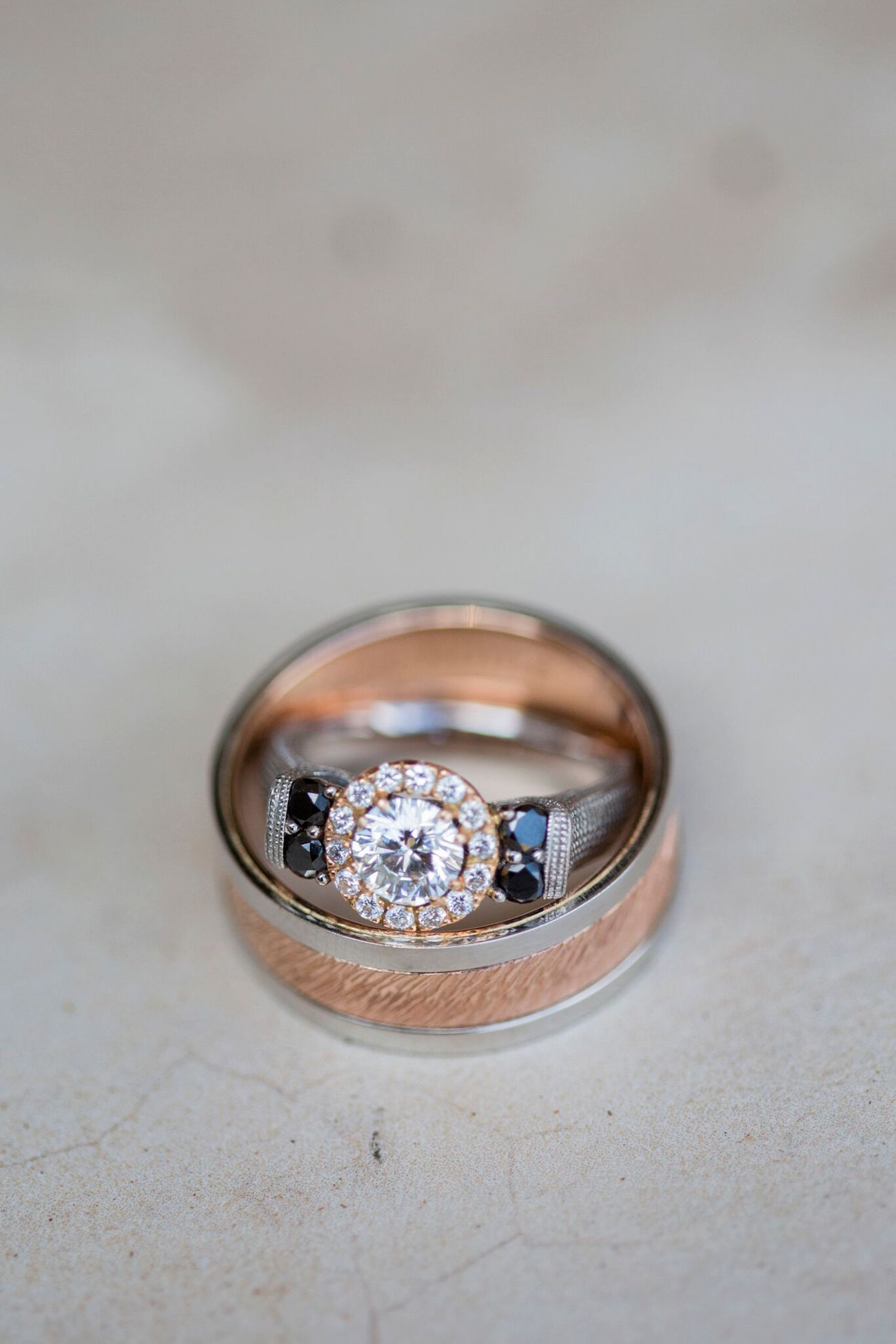 Wedding Rings | Image: Daniel West