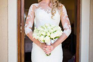 White Rose Bouquet | Image: Daniel West