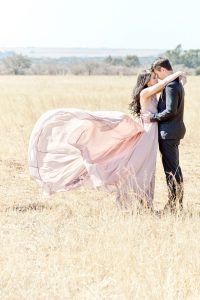 Silver Swallow Wedding Dress | Image: Corette Faux