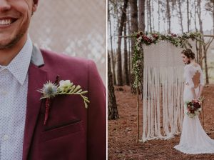 Groom in Marsala | Credit: Lad & Lass Photography