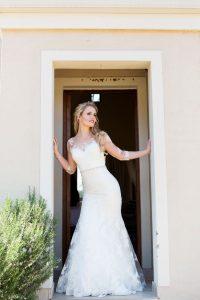 Bridal Wardrobe Wedding Dress | Image: Daniel West
