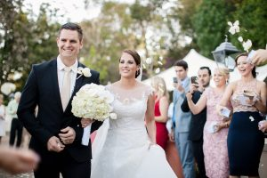Confetti Toss | Credit: Tyme Photography & Wedding Concepts
