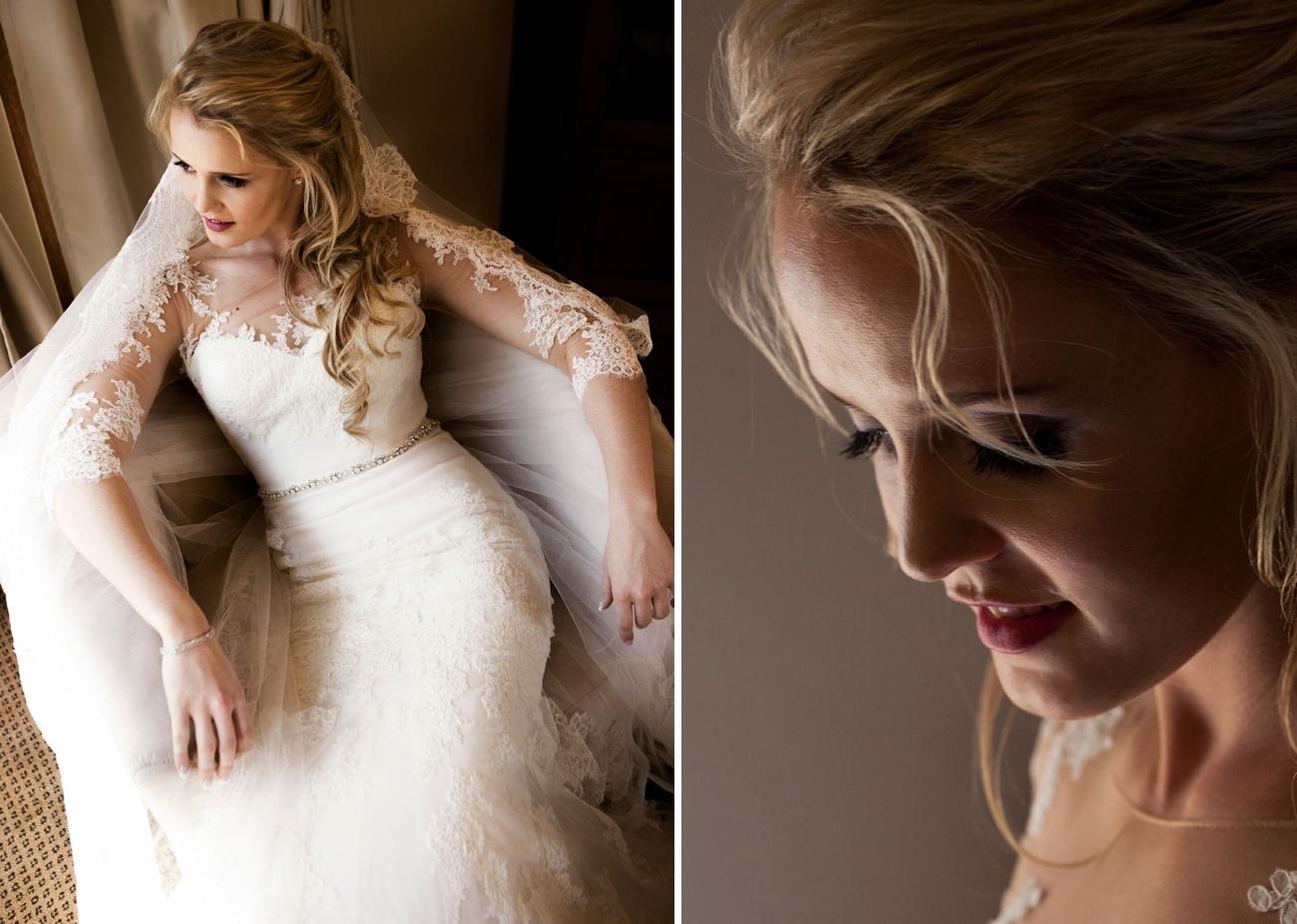 Elegant Superhero Wedding | Image: Daniel West