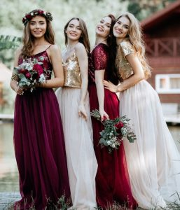 bridesmaid separates from Etsy