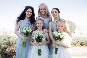 Bridal Party | Image: Daniel West