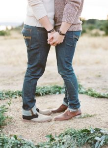 Two Grooms Engagement | Image: Katie Parra
