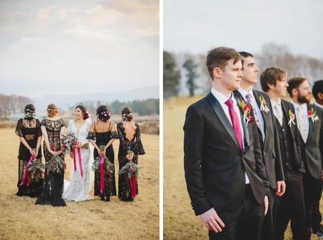 Romantic Baroque Wedding   Credit: Roxanne Davison