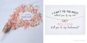 20 Bridesmaid Proposal Ideas from Etsy | SouthBound Bride