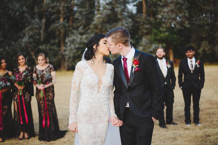 Wedding Party   Credit: Roxanne Davison