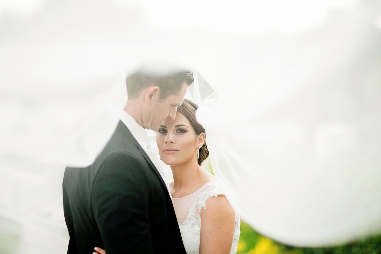 Bride and Groom | Credit: Tyme Photography & Wedding Concepts