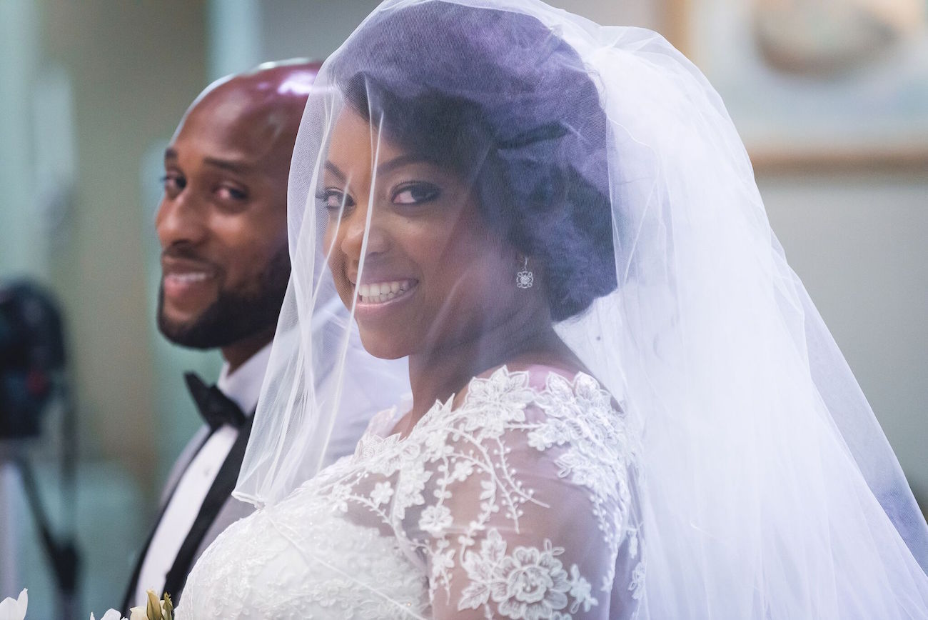 South African Bride and Groom   Image: Daryl Glass