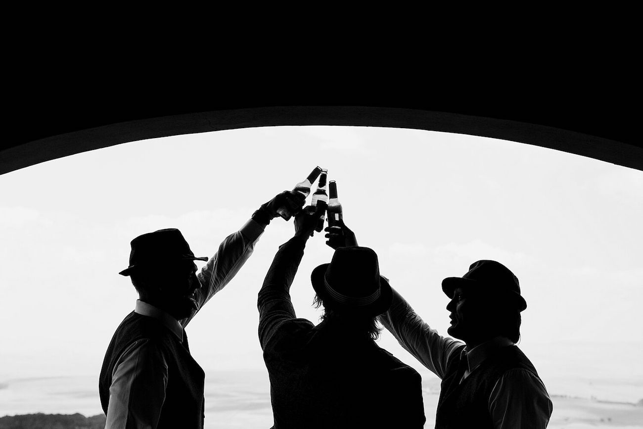 Groomsmen Toast | Image: Daniel West