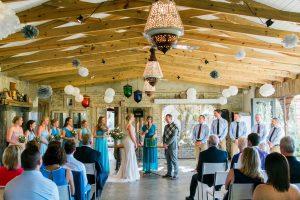 Emily Moon Wedding Ceremony | Image: Maxeen Kim