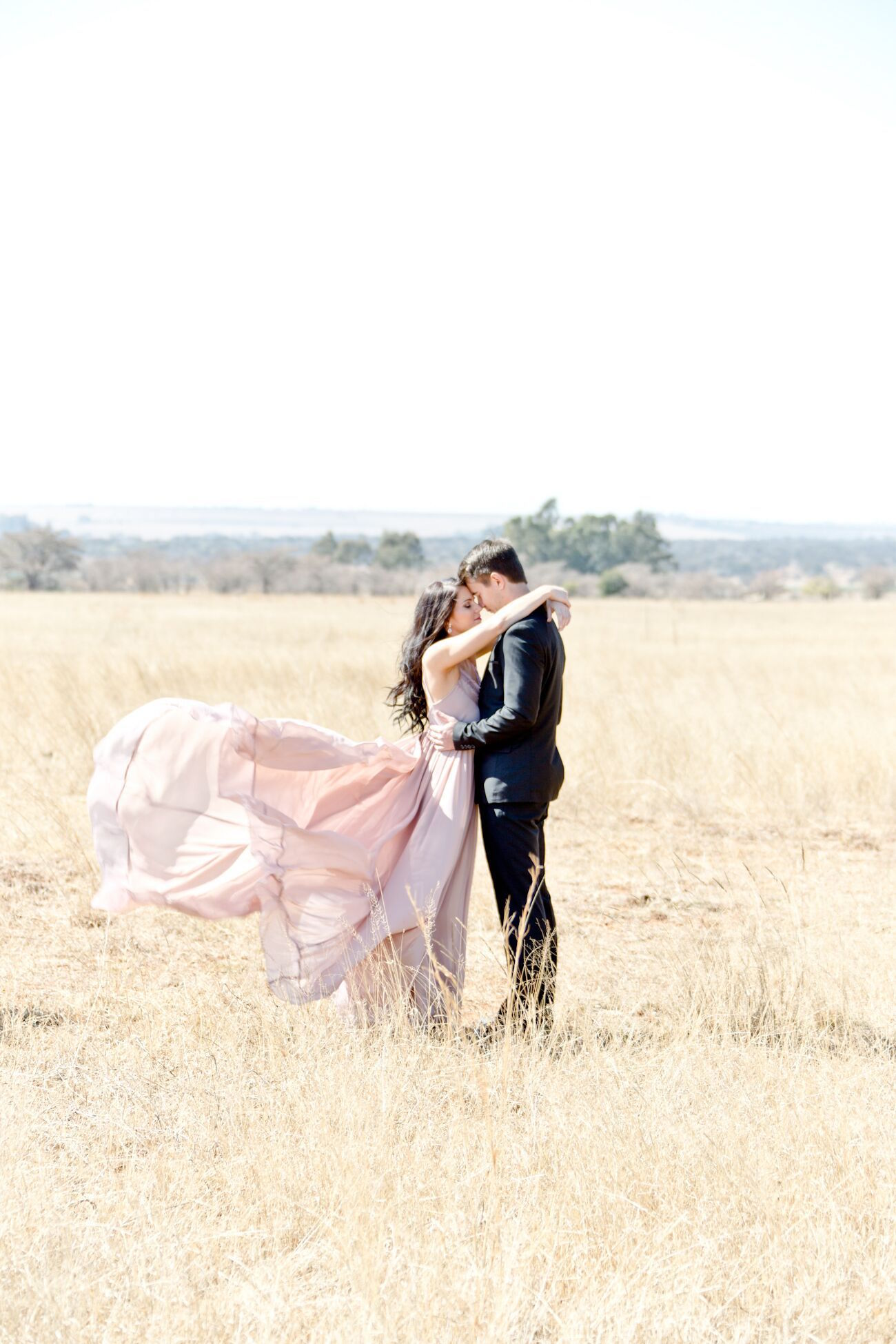 Romantic Couple Shoot | Image: Corette Faux