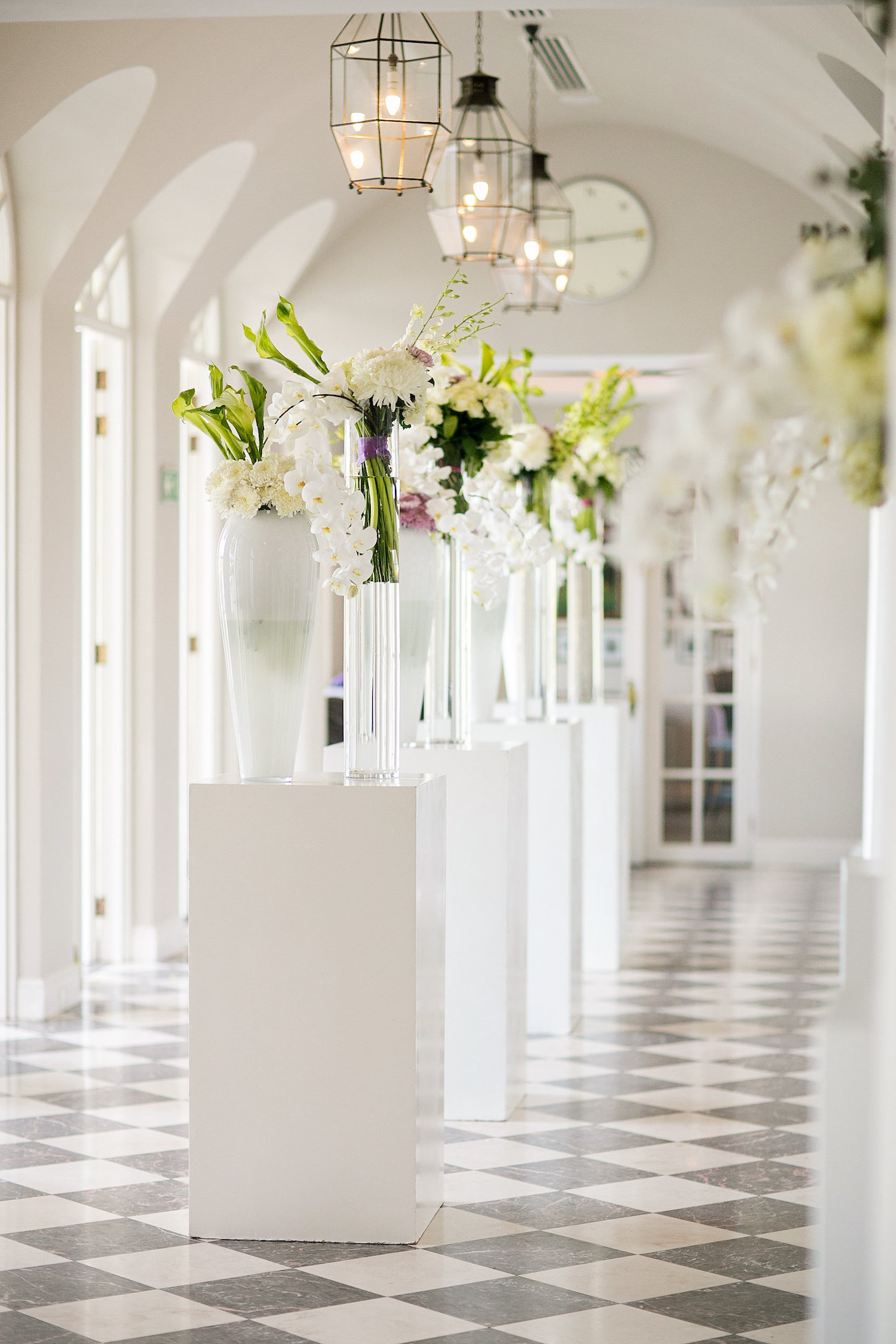 Luxurious Floral Wedding | Credit: Tyme Photography & Wedding Concepts