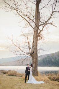 Just Married | Credit: Roxanne Davison