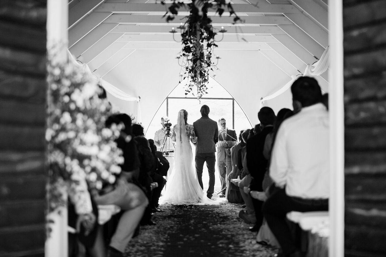 Wedding Ceremony | Image: Daniel West