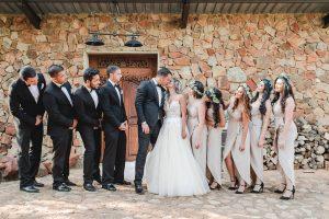 Wedding Party | Image: Carla Adel