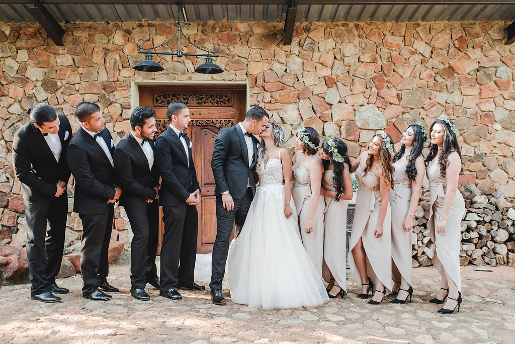 Wedding Party | Image: Carla Adel