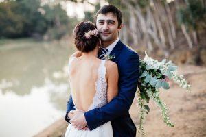 Bride and Groom | Images: Marli Koen