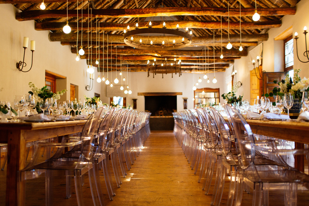 Langkloof Roses Rustic Wedding Reception | Images: Marli Koen