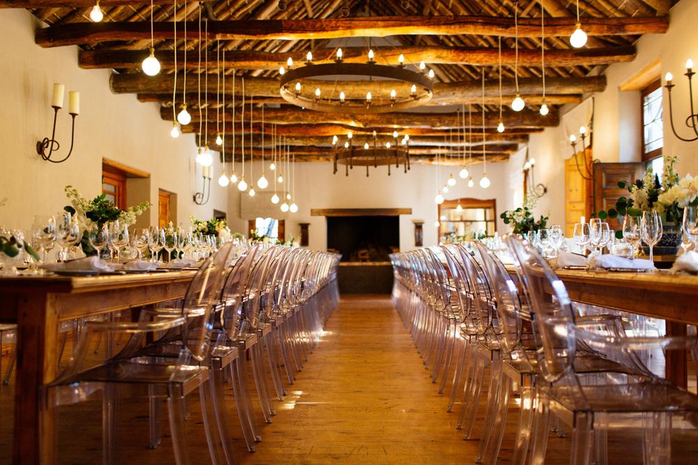 Langkloof Roses Rustic Wedding Reception | Images: Marli Koen
