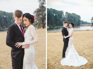 Romantic Baroque Wedding | Credit: Roxanne Davison