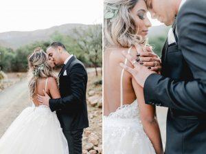 Graceful Greenery Wedding | Image: Carla Adel