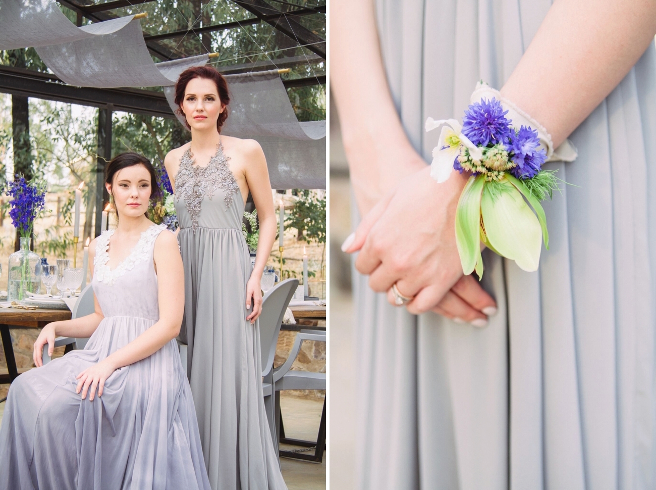 Wrist Corsage | Credit: Dust & Dreams Photography
