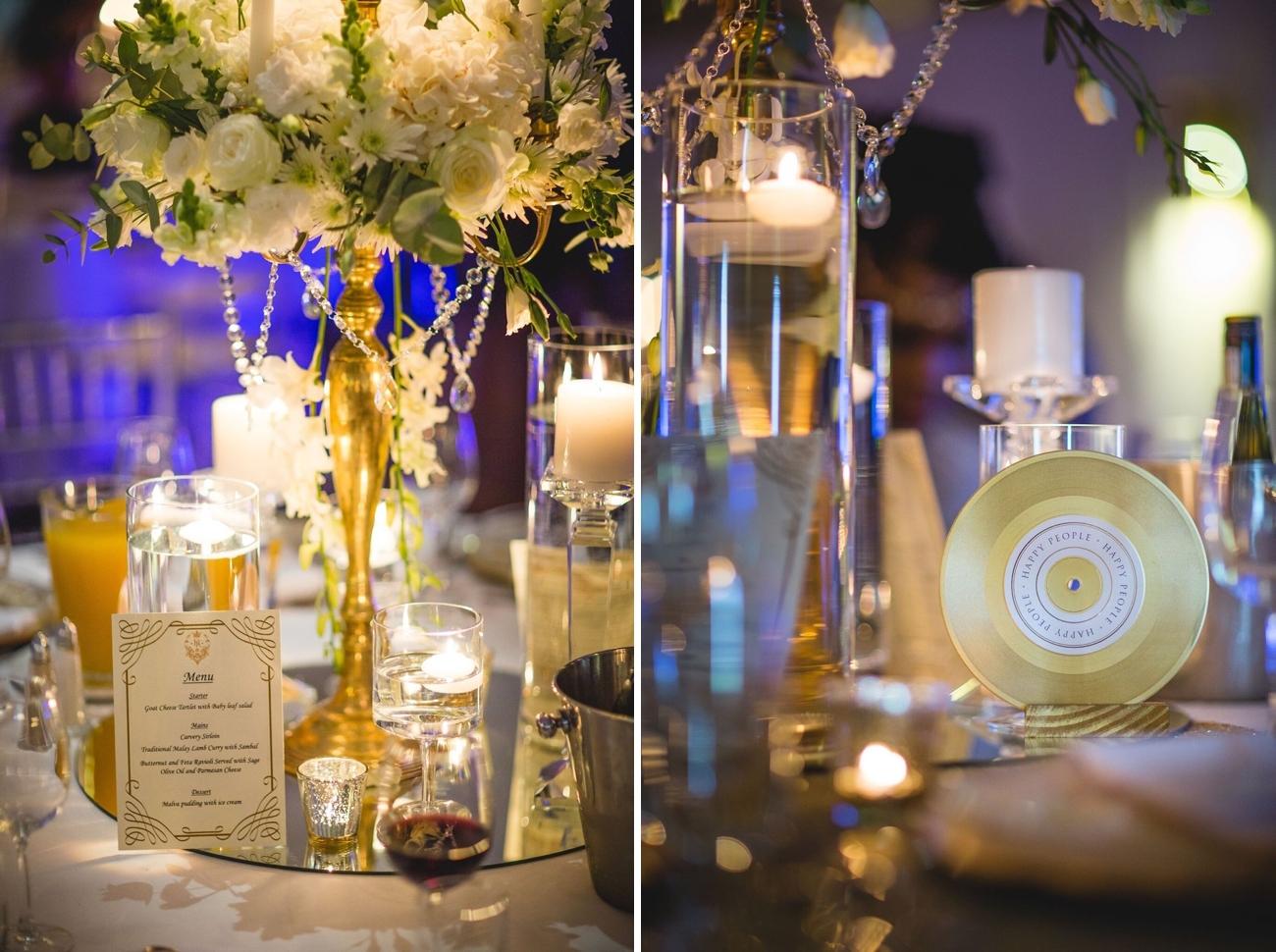 Opulent Ballroom Wedding | Image: Daryl Glass