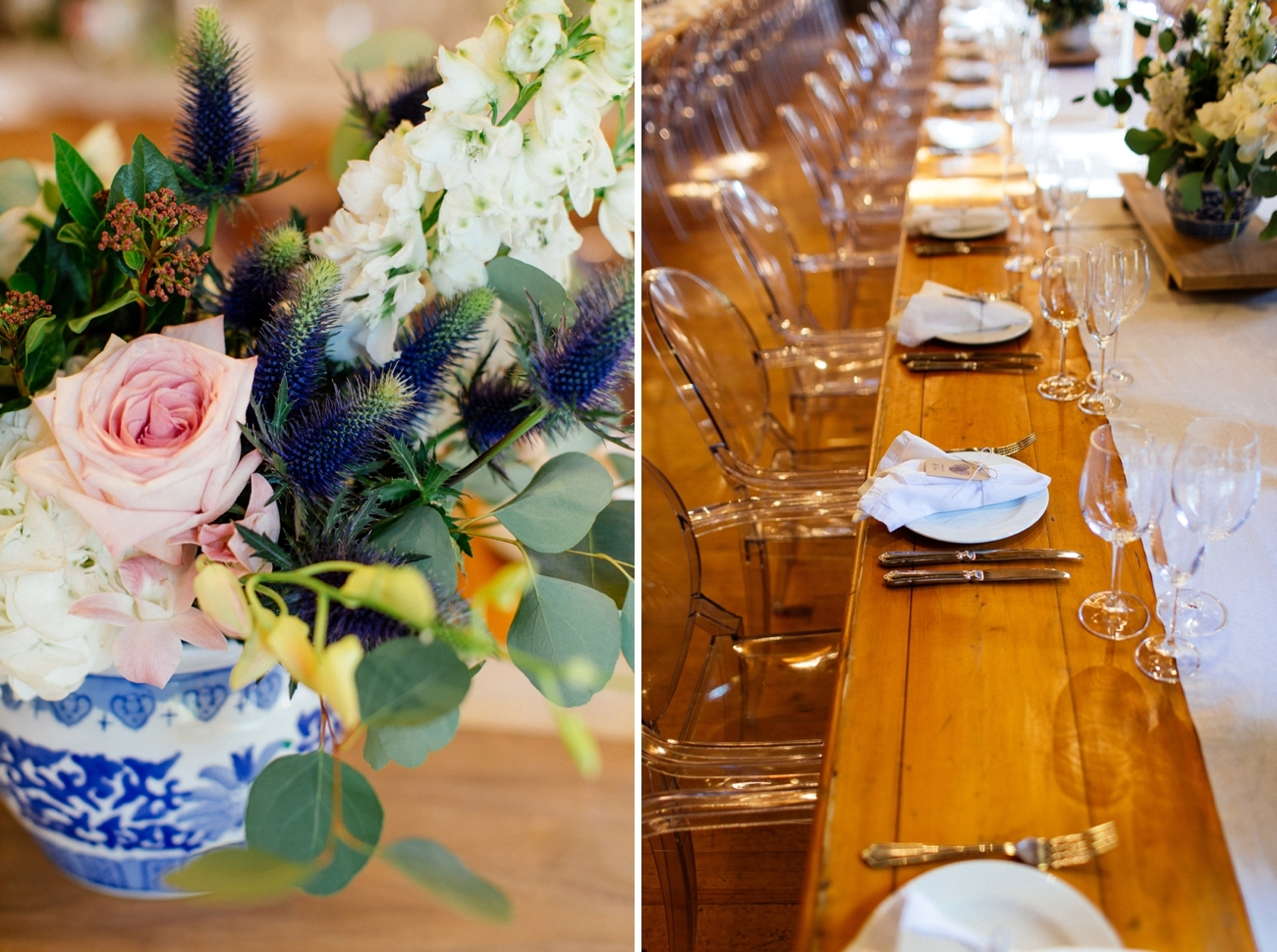 Pretty Rustic Wedding with a Touch of Delft | Images: Marli Koen