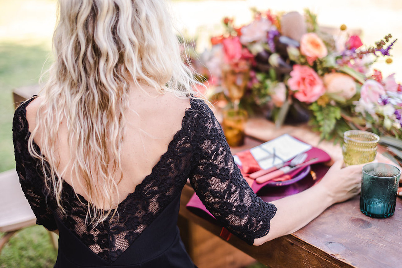 Spanish Flamenco Wedding Inspiration | Credit: Jacoba Clothing/PhotoKru