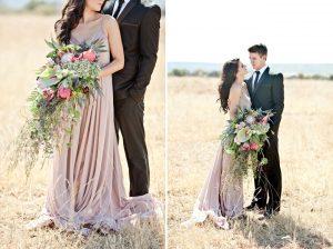 Romantic South African Protea Wedding Inspiration | Image: Corette Faux