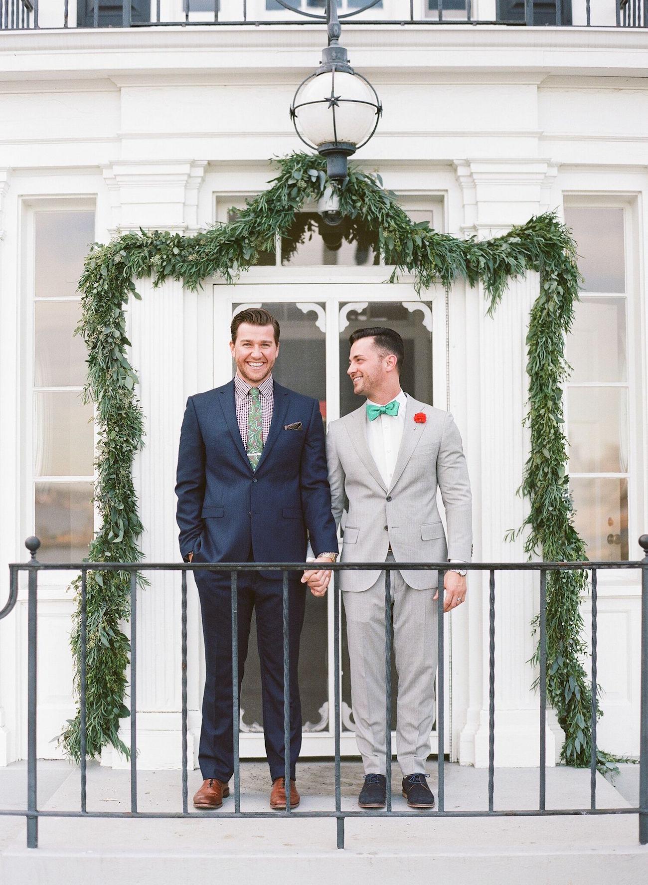 Same Sex Engagement Party Inspiration | Image: Katie Parra