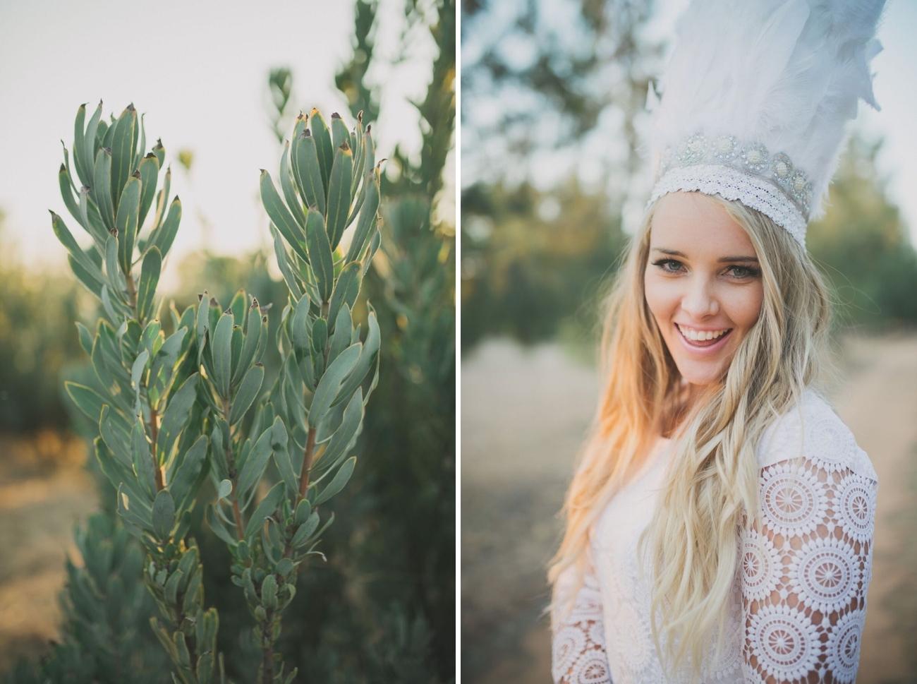 Boho Bride | Credit: Vicky Bergallo