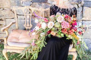 Spanish Flamenco Wedding Inspiration   Credit: Jacoba Clothing/PhotoKru