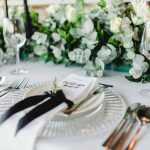 Graceful Greenery Wedding at Red Ivory Lodge by Carla Adel