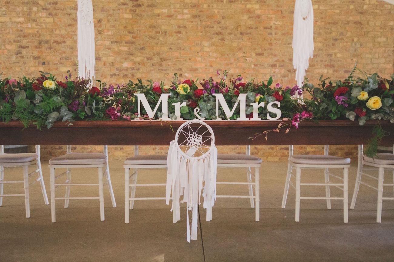 Main Table | Credit: Vicky Bergallo