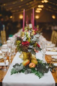 Still Life Inspired Tablescape | Credit: Roxanne Davison