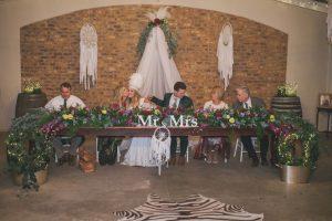Free Spirited Forest Wedding | Credit: Vicky Bergallo