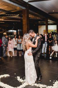 Graceful Greenery Wedding   Image: Carla Adel
