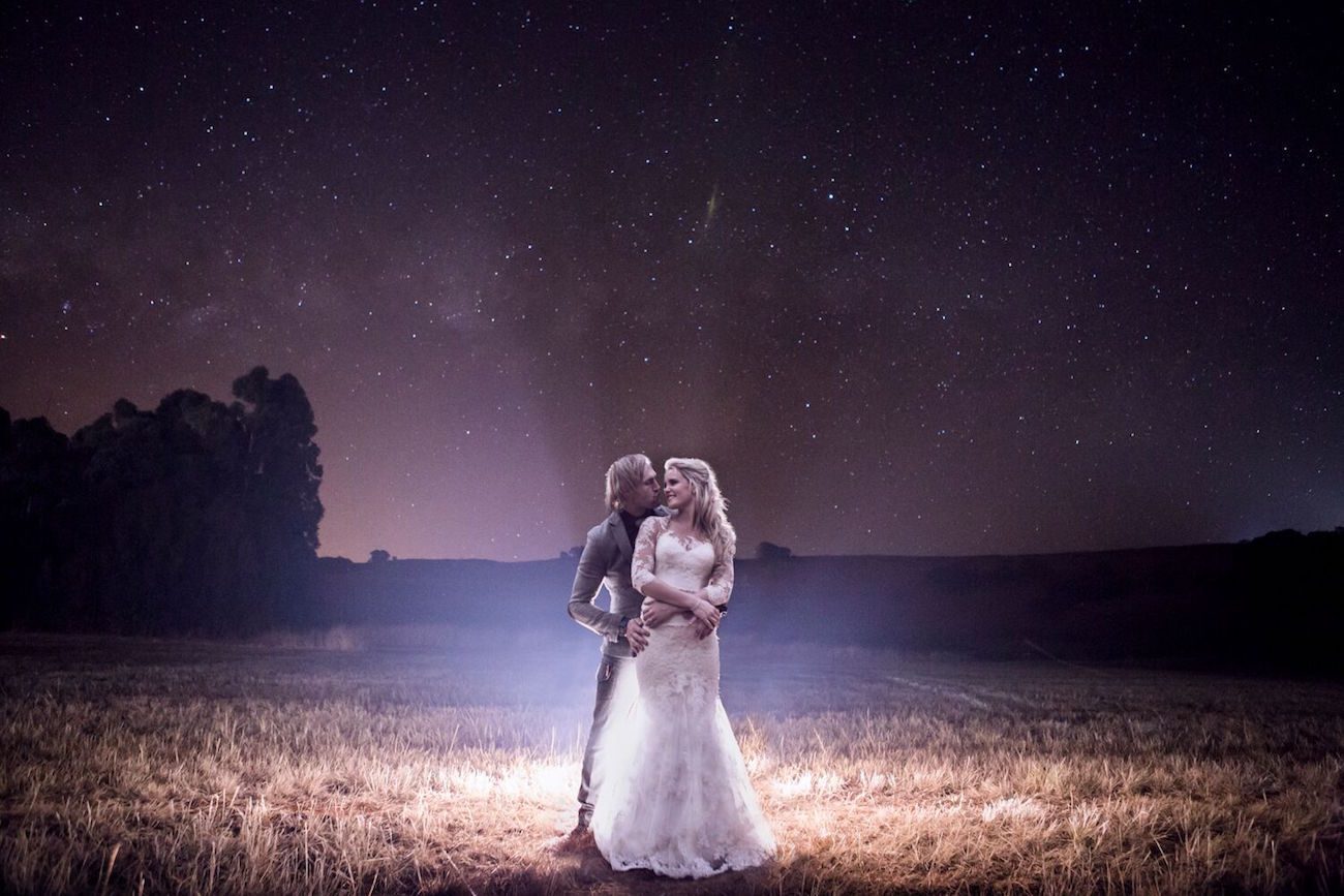 Starry Couple Portrait | Image: Daniel West