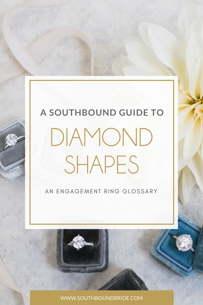 Engagement Rings Guide Diamond Cuts